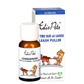 Leash Puller » Edis Pets Bach flowers for dogs